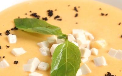 Итальянский сырный суп