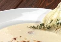 Картофельный суп-крем